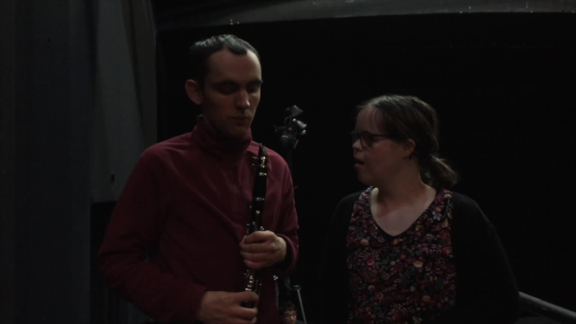 """Vidéo """"Le Grand Théâtre d'Oklahoma"""", m.e.s. M. Louarn et J.-F. Auguste - Extrait"""