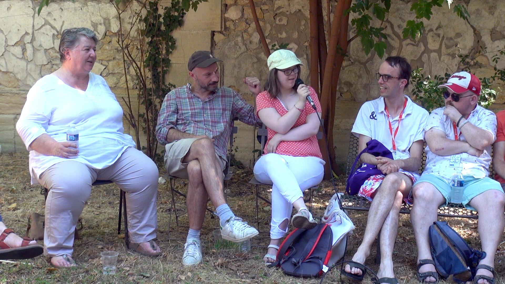 """Vidéo """"Le Grand Théâtre d'Oklahoma"""", dialogue artistes-spectateurs"""