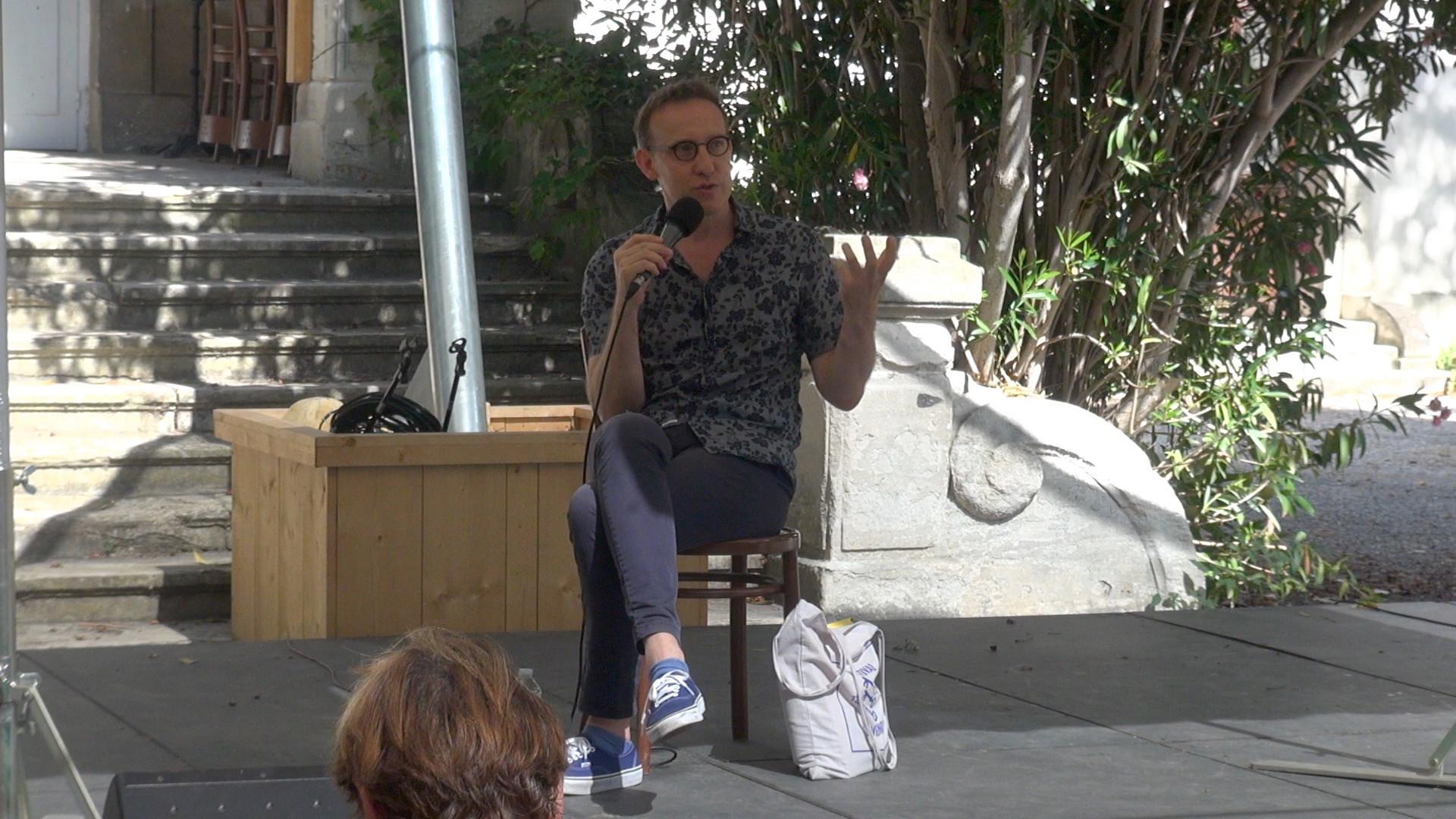 """Vidéo """"Certaines n'avaient jamais vu la mer"""", dialogue artistes-spectateurs"""