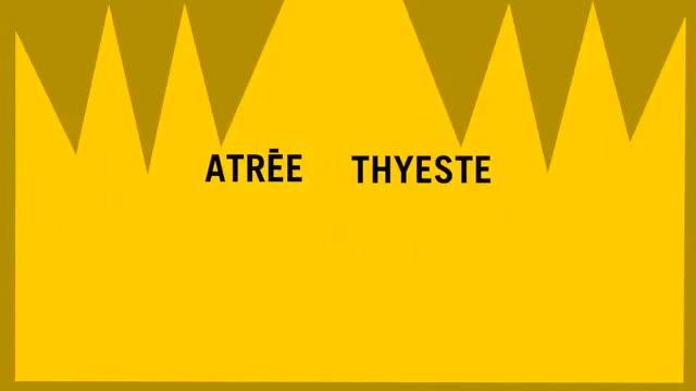 """Vidéo """"Thyeste"""" de Sénèque, m.e.s. Thomas Jolly - Teaser"""