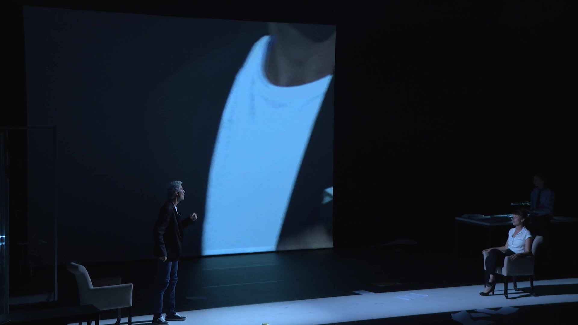 """Vidéo """"Pale Blue dot"""" - Etienne Gaudillère - Extraits"""
