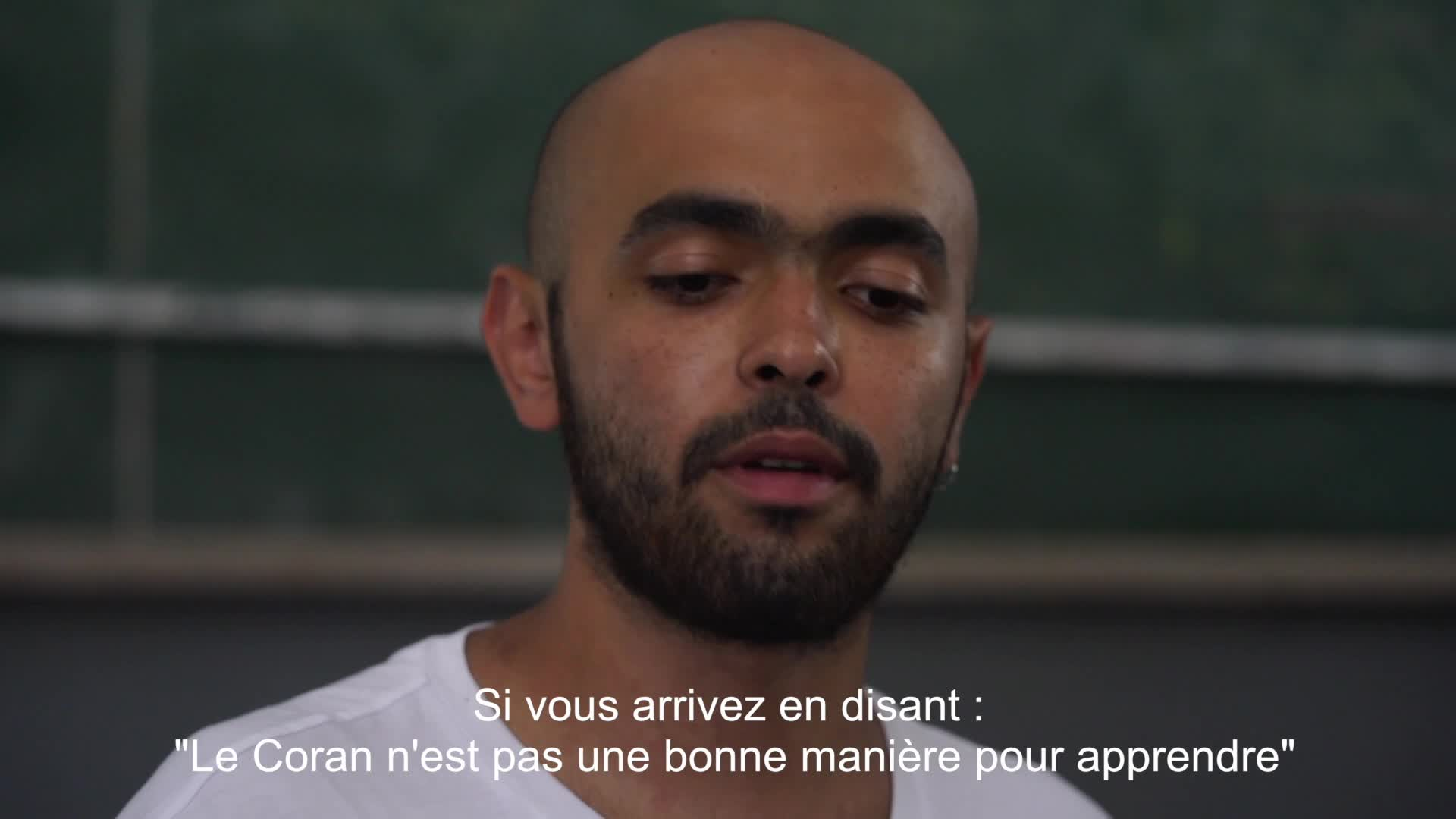 Vidéo Jeunes reporters culture - Le cri de la liberté