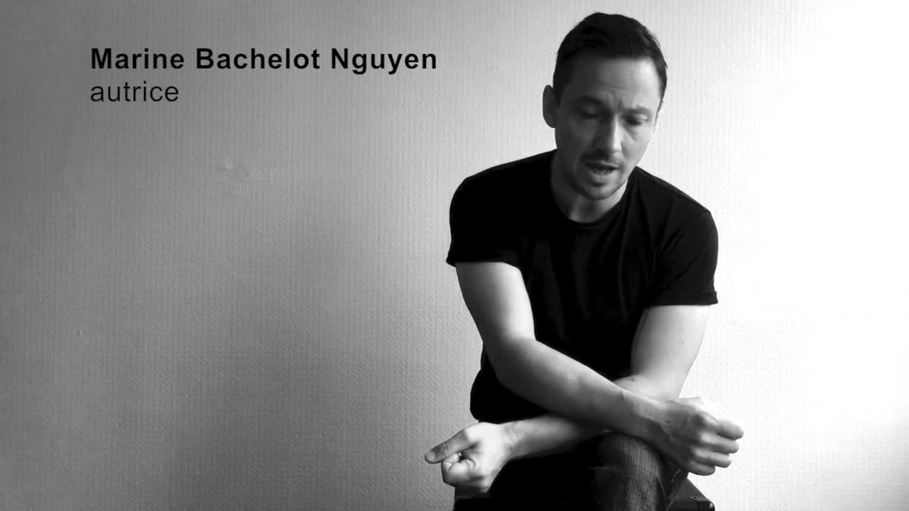 "Vidéo ""Le Fils"", Marine Bachelot Nguyen : David Gauchard"