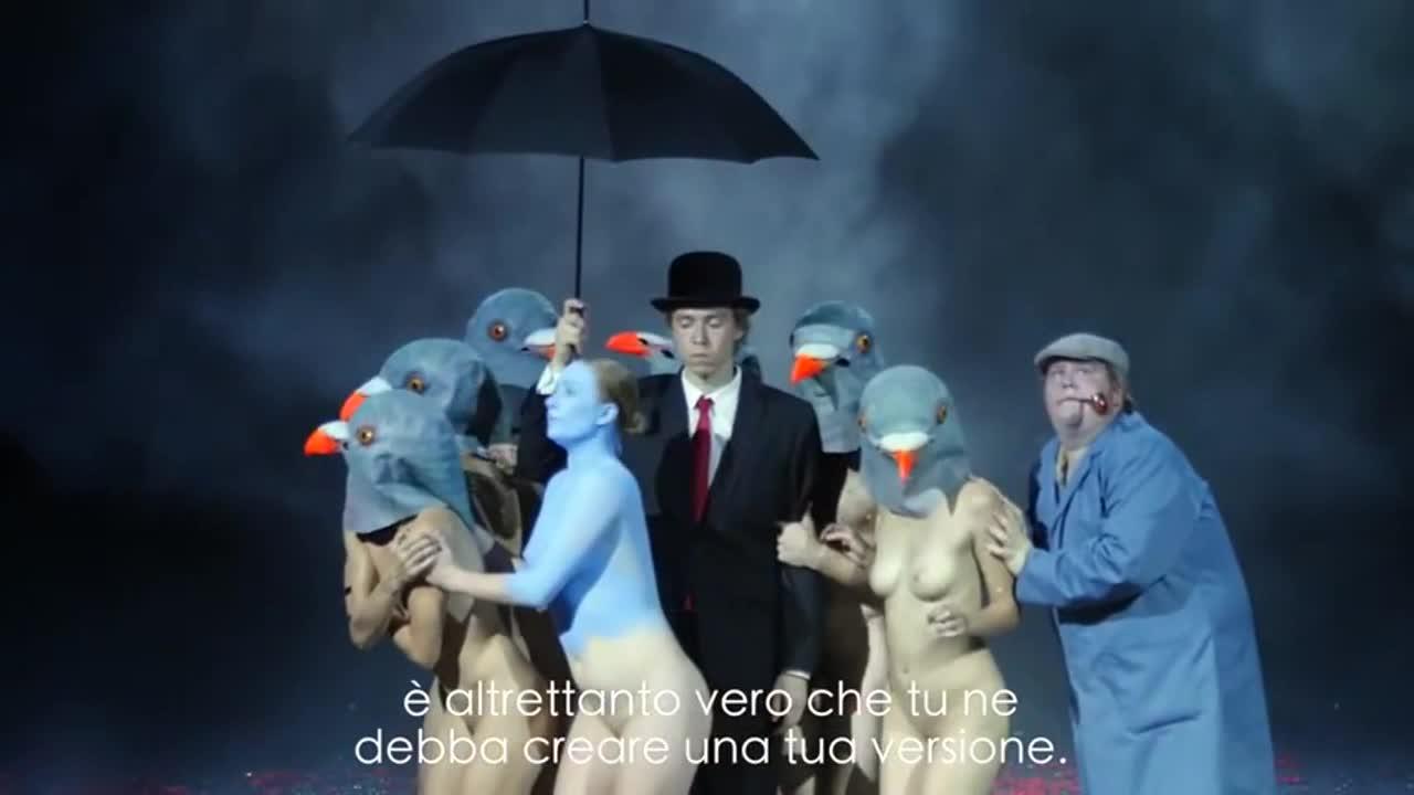 "Vidéo ""Belgian rules / Belgium rules"" - Jan Fabre - Extraits"