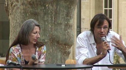 """Vidéo Daniel Jeanneteau et Marie-Christine Soma pour """"Feux"""""""