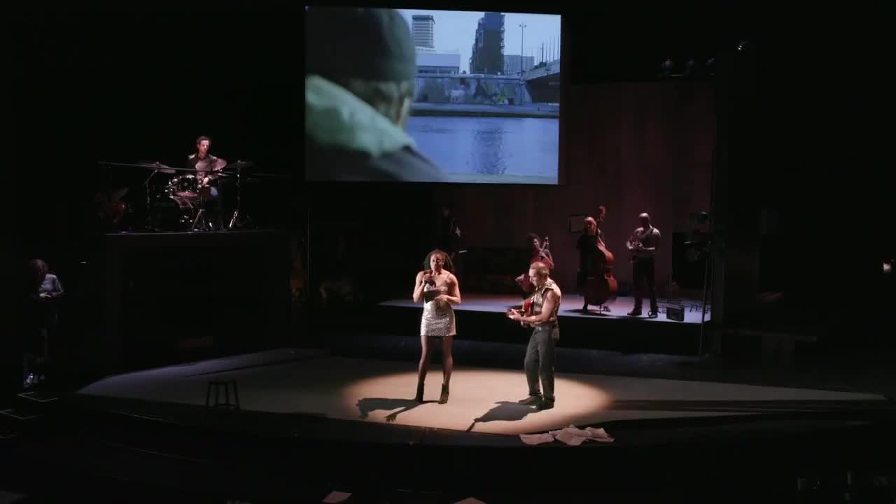 """Vidéo """"Sombre Rivière"""", Lazare - Bande-annonce"""