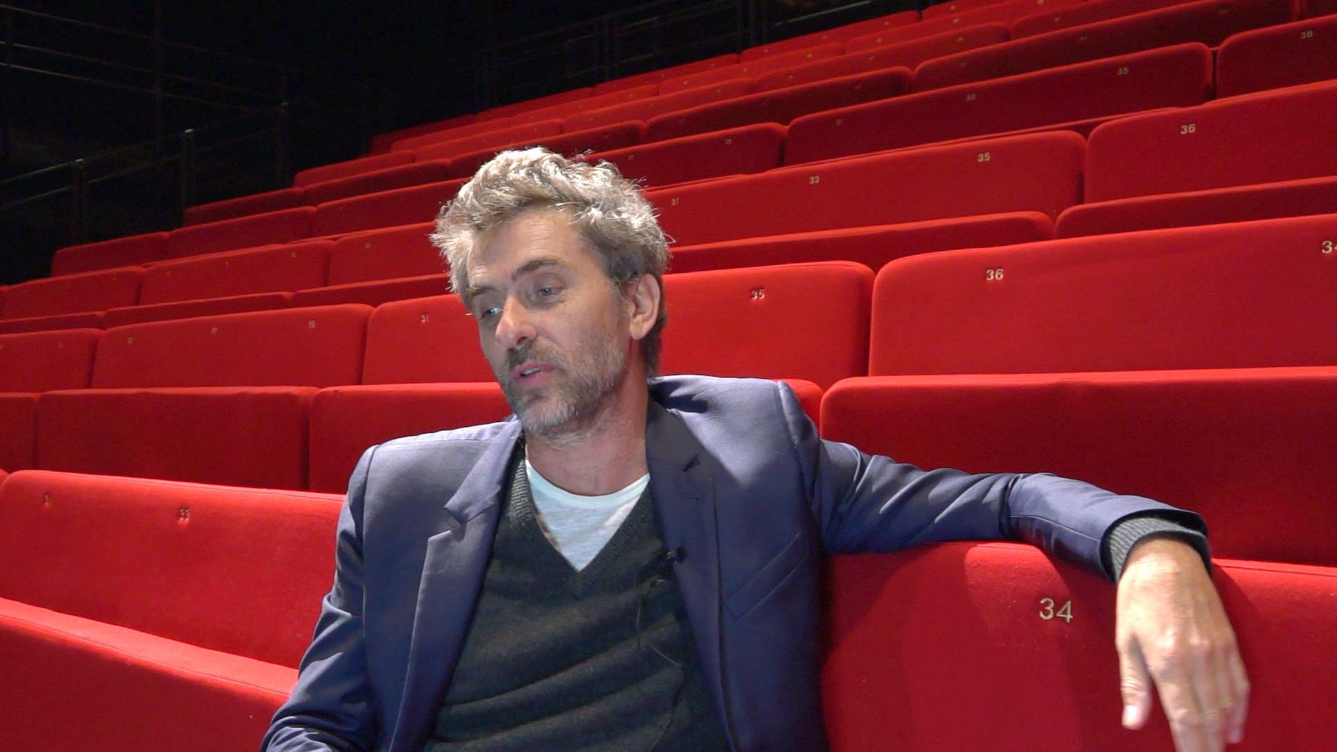 """Vidéo Entretien avec Pascal Rambert pour """"Architecture"""""""