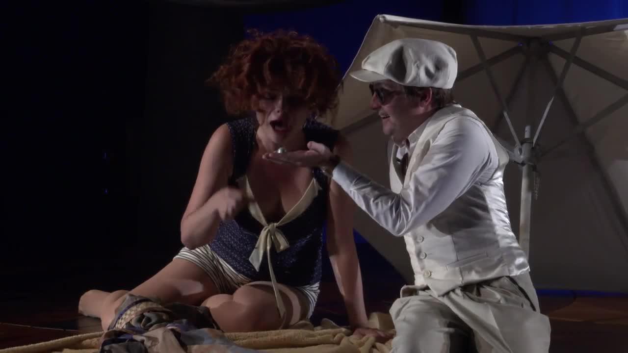 "Vidéo ""La Guerre des Salamandres"", Evelyne Loew, Robin Renucci - teaser"
