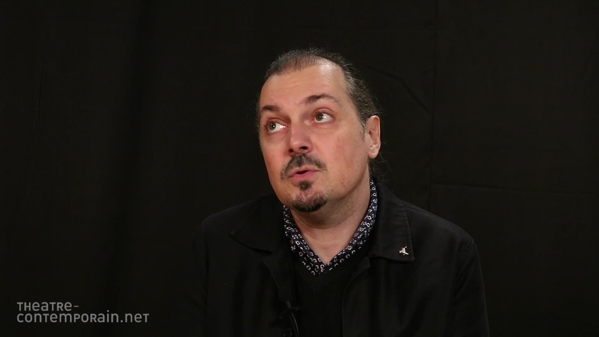 Image de la vidéo Fabien Arca, l'écriture au jour le jour
