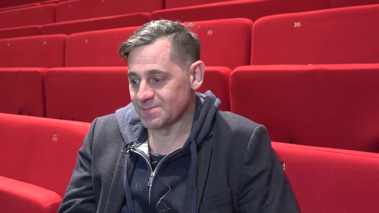 """Vidéo Entretien avec Olivier Py pour """"l'Amour vainqueur"""""""