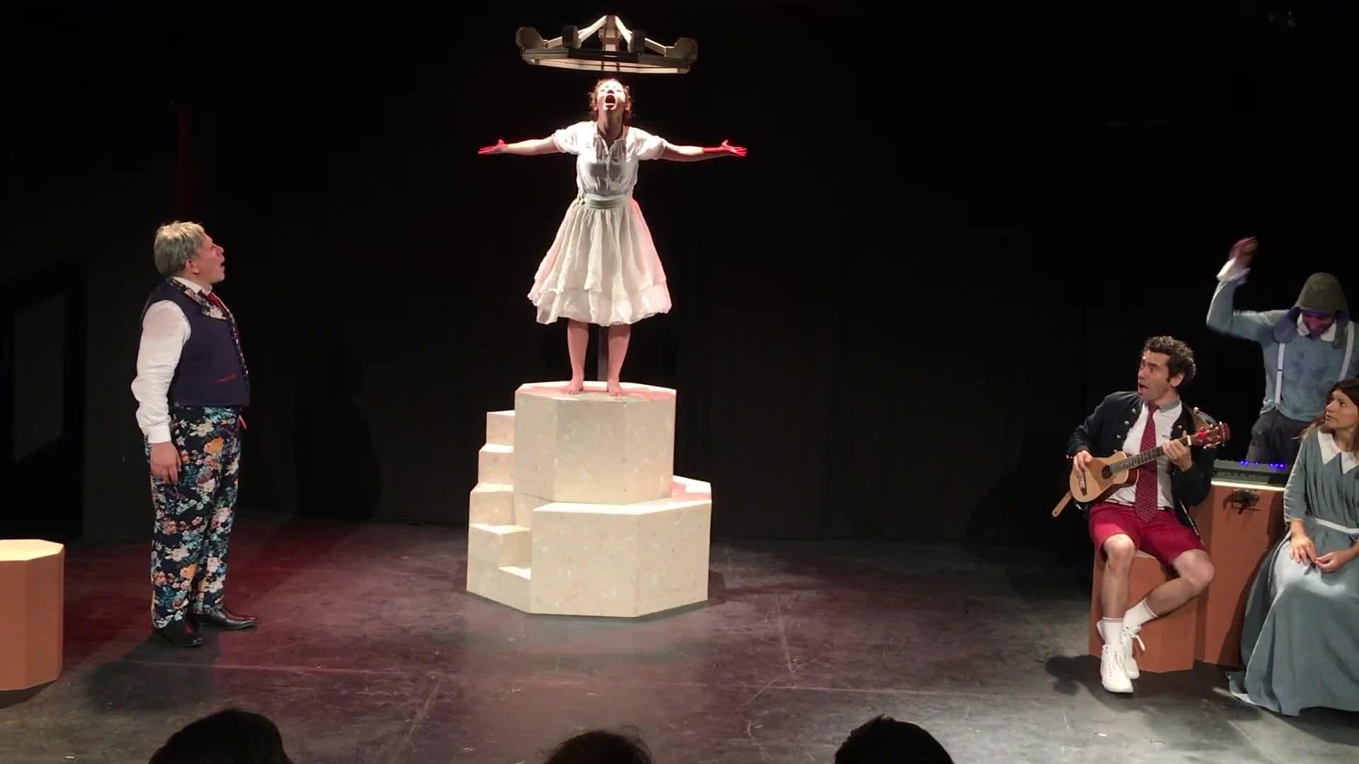 """Vidéo """"L'école des femmes"""" - Molière/Gilles Droulez - Bande-annonce"""