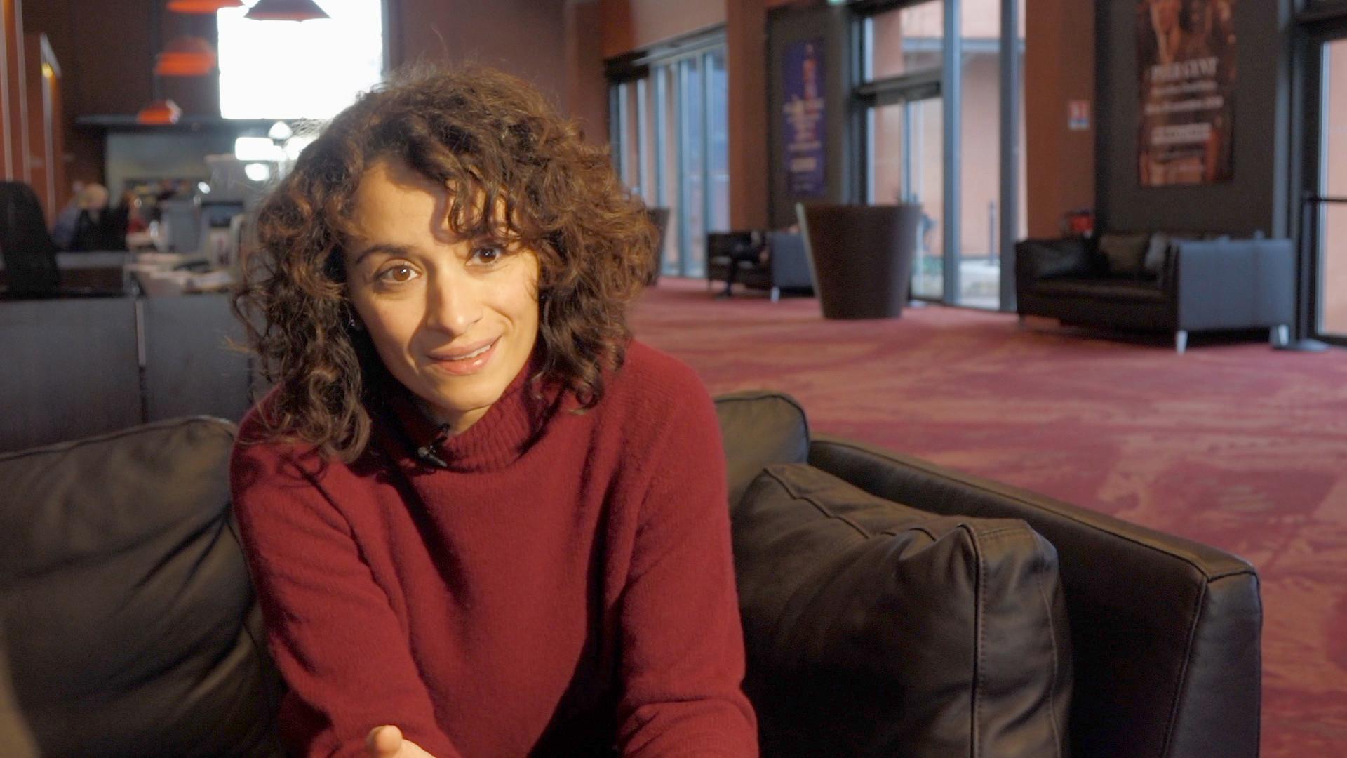 """Vidéo """"J'ai pris mon père sur mes épaules"""" : Rachida Brakni, le rôle d'Anissa"""