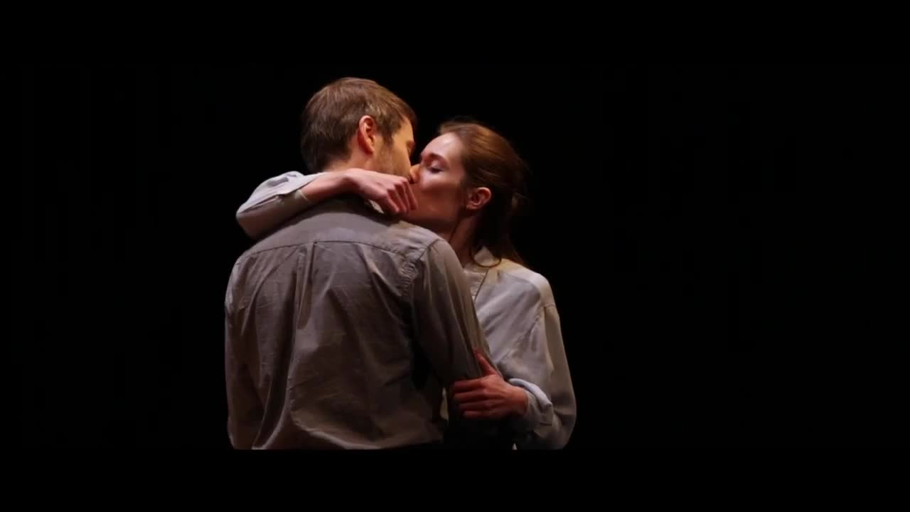 "Vidéo ""Insoutenables longues étreintes"", teaser 2, Viripaiev, Stoev"