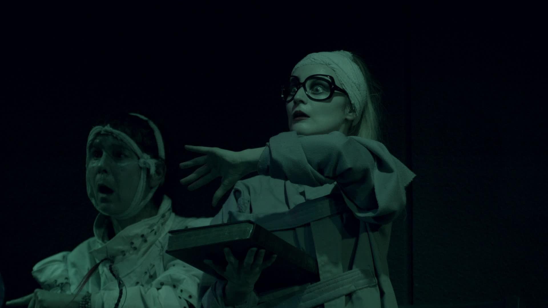 """Vidéo """"Les Inassouvis"""" - Théâtre Elizabeth Czerczuk - Bande-annonce"""
