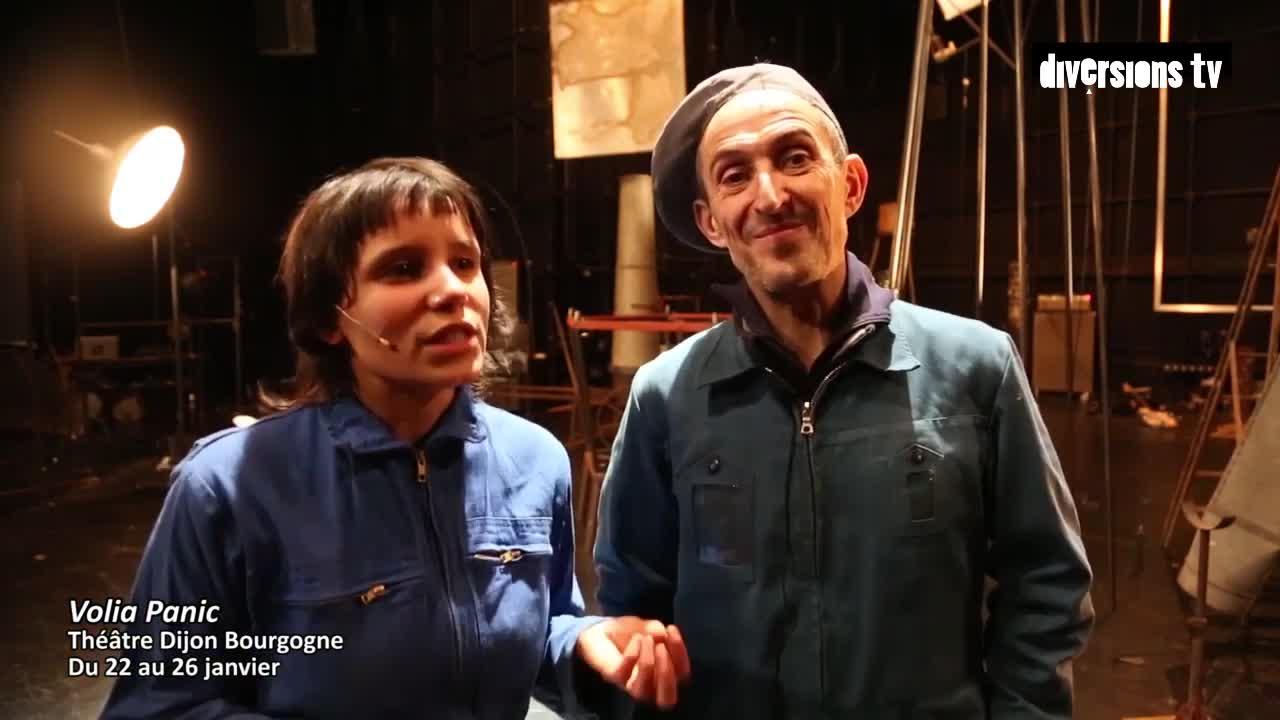 """Vidéo """"Volia Panic"""" d'Alexis Forestier et Itto Mehdaoui - reportage Diversion TV"""