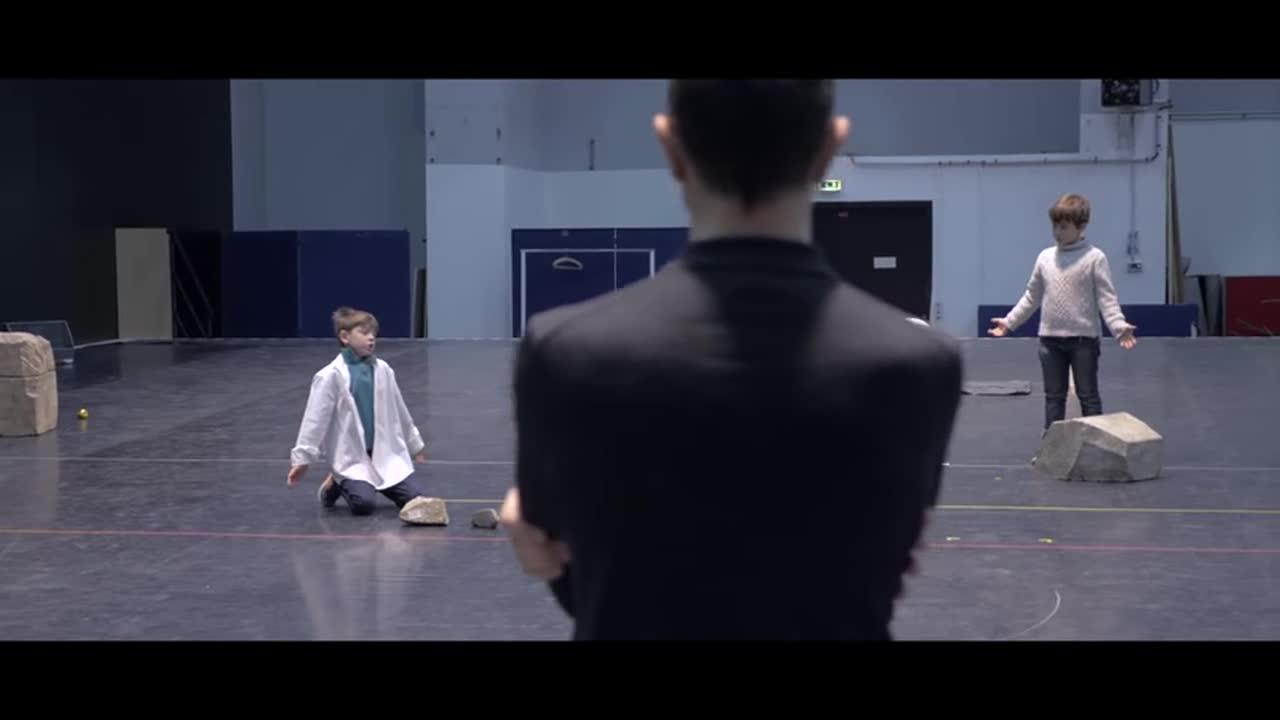 "Vidéo ""Il Primo Omicidio"" - Teaser"