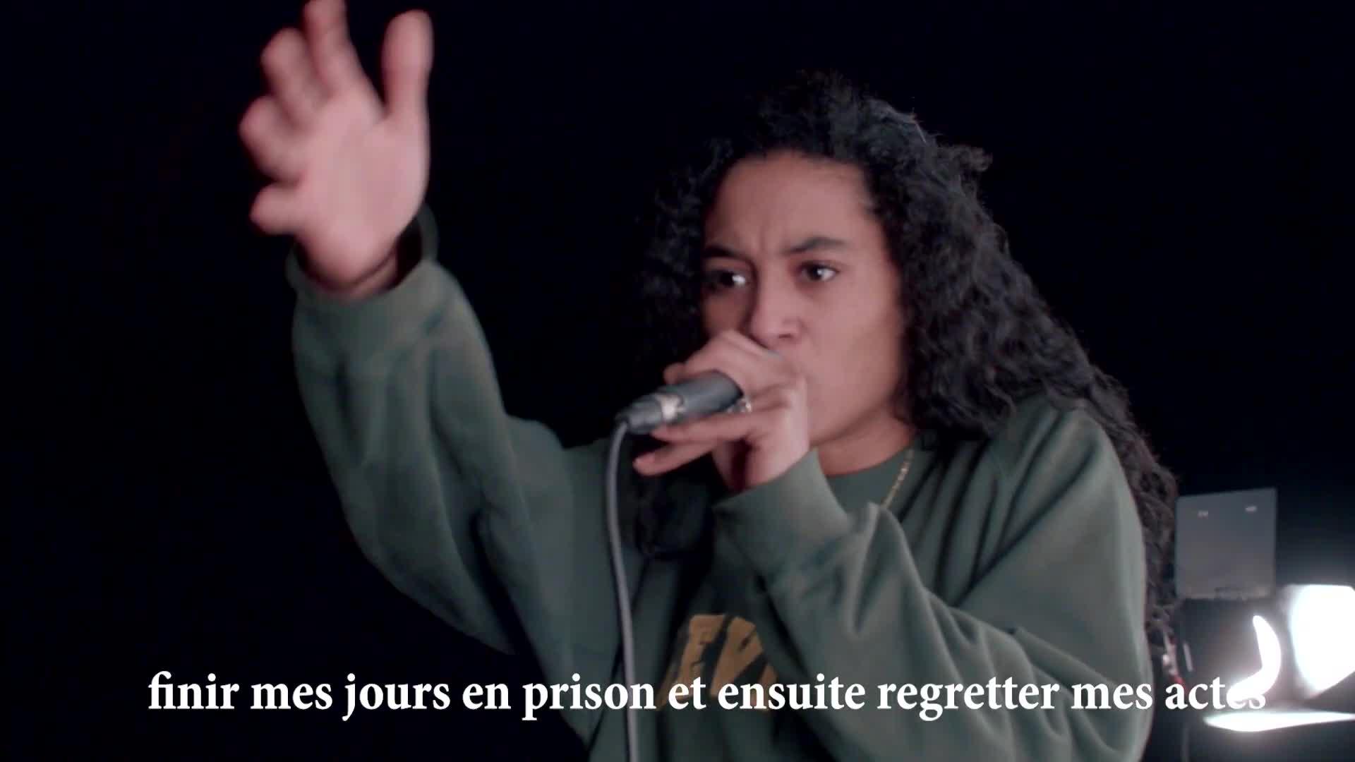 "Vidéo ""Du sale !"" - Marion Siéfert - Teaser (2/2)"