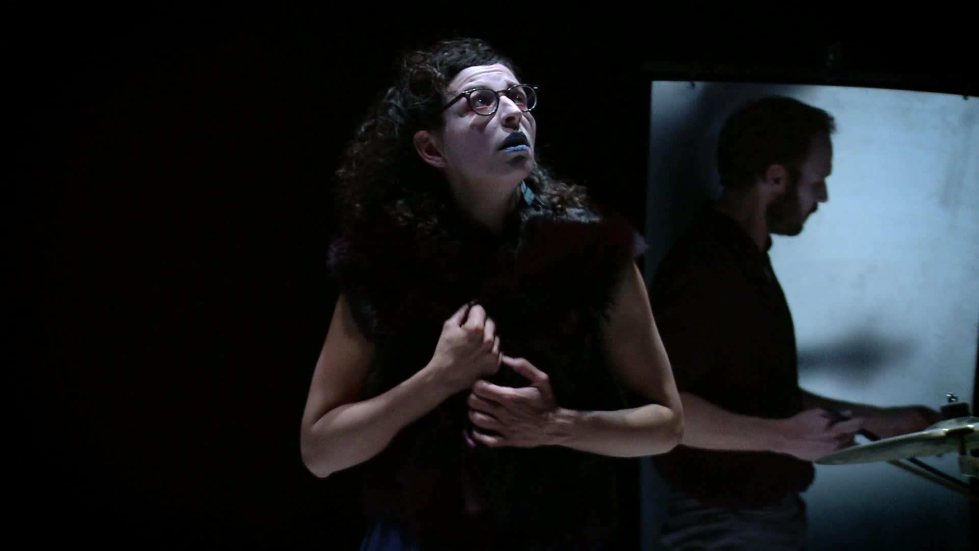 "Vidéo ""L'Empreinte du vertige"" - Clément Goethals/Angèle Baux Godard - Teaser"