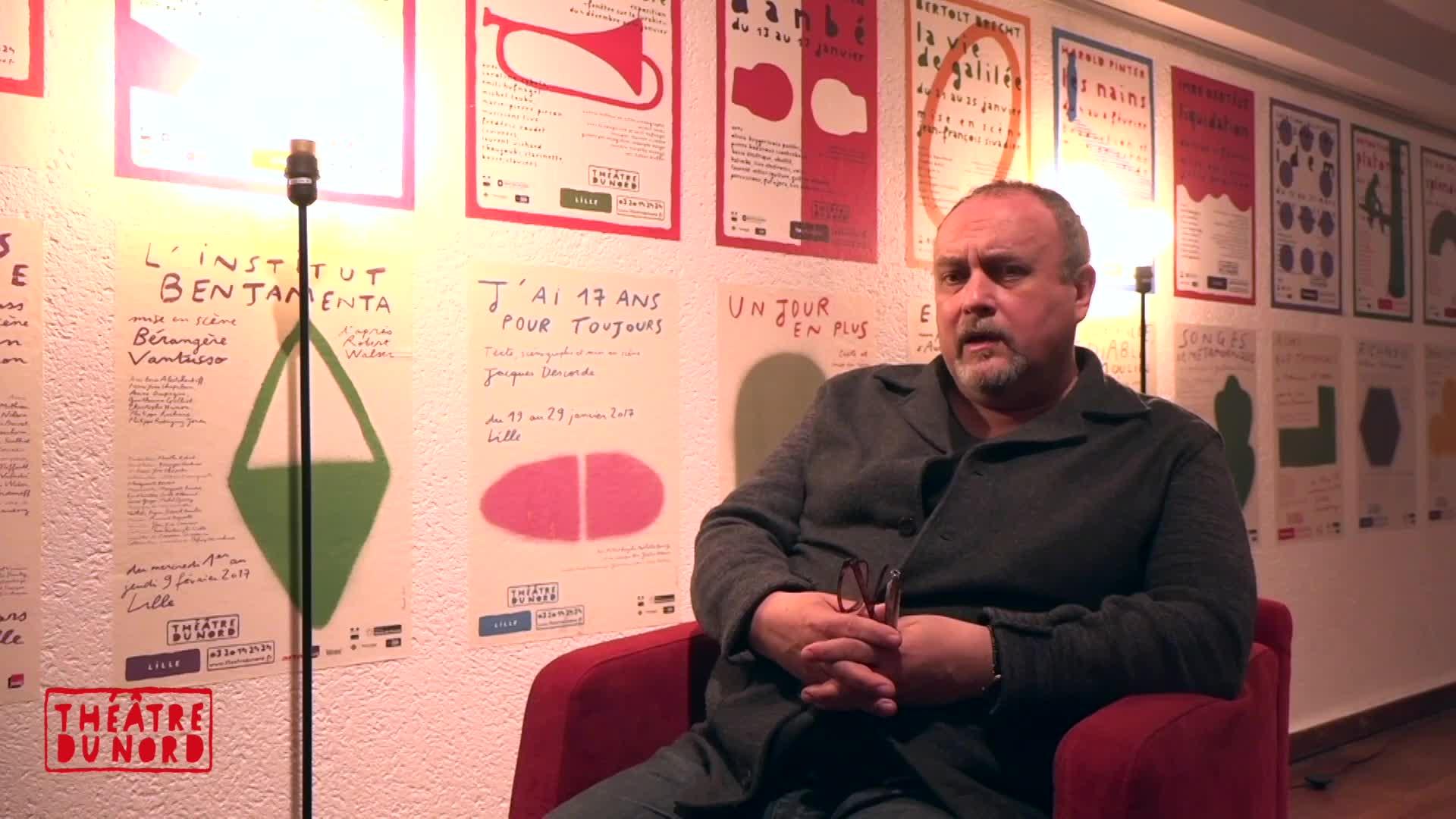 Image de la vidéo pour 'Départ volontaire'