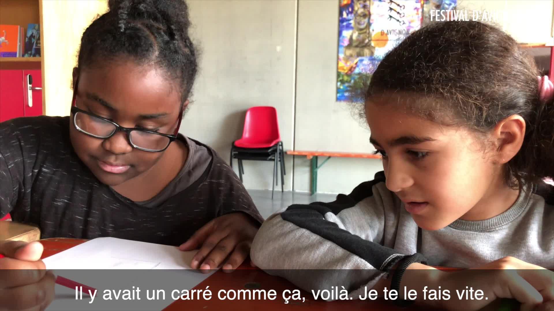 """Vidéo Visite tactile du décor de """"L'Amour vainqueur"""" de Olivier Py"""