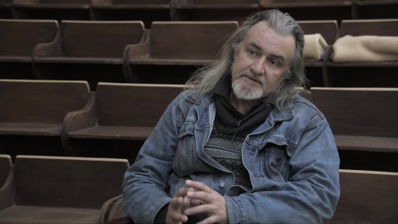 """Vidéo """"Le Crépuscule"""" - Lionel Courtot - Genèse du spectacle"""