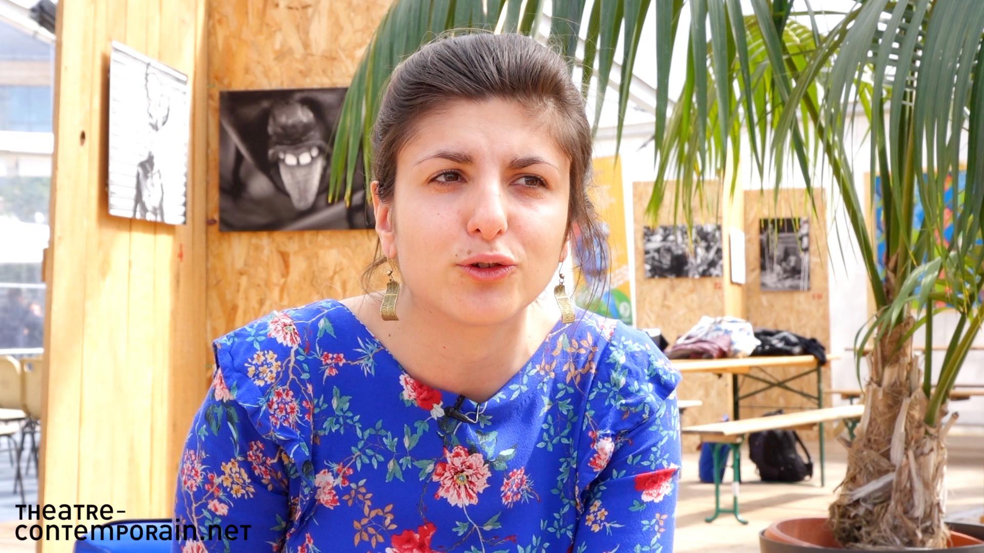 """Vidéo """"Apéro-déconstruction"""", présentation par Louise Beauchêne"""