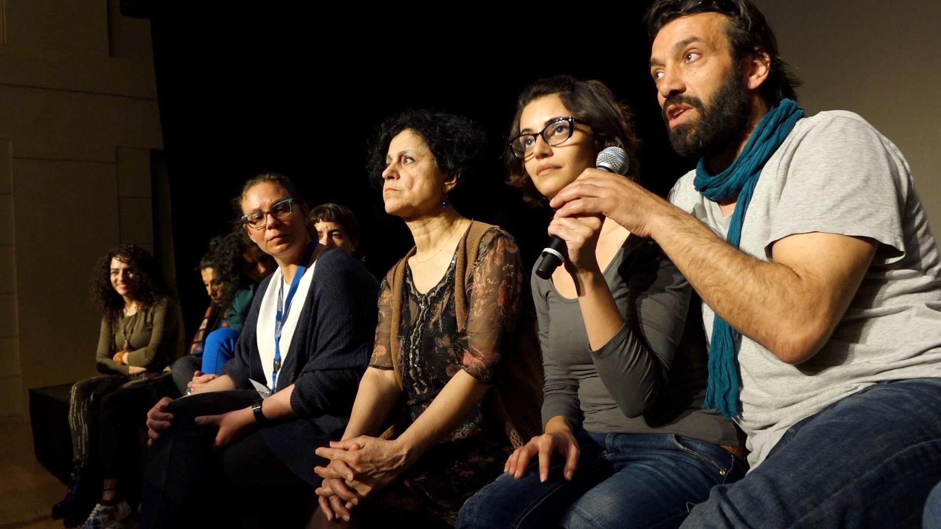 """Vidéo """"X-Adra"""" de Ramzi Choukair, rencontre avec l'équipe artistique"""