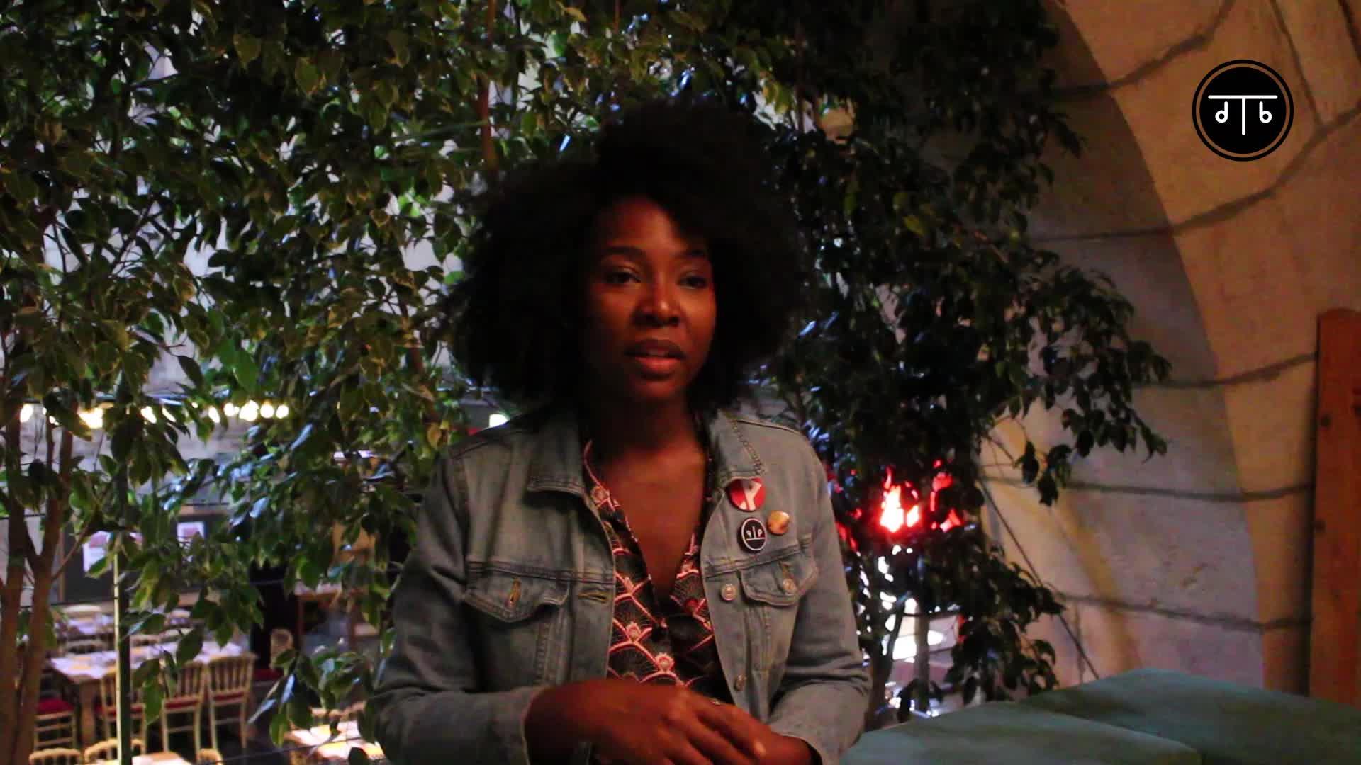 Vidéo Françoise Dô en aparté au Festival Théâtre en Mai 2019