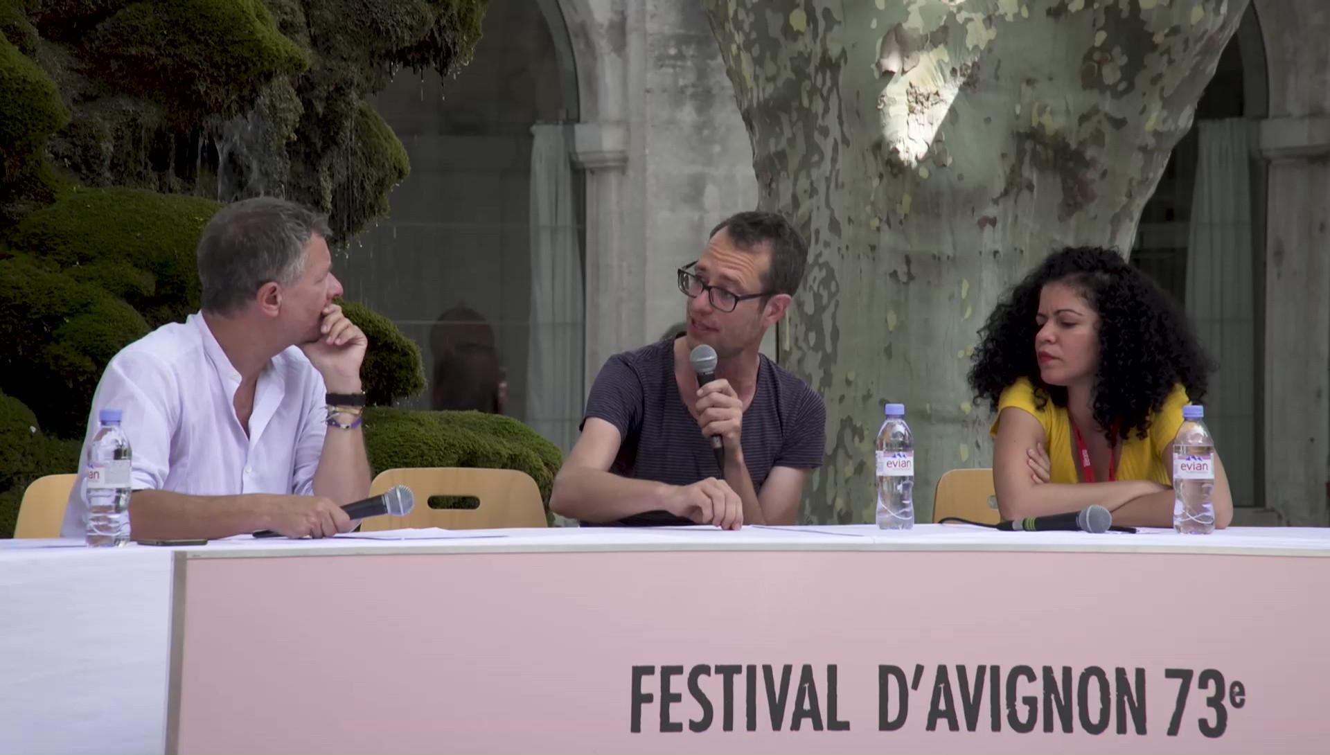 """Vidéo Stefan Kaegi (Rimini Protokoll) pour """"Granma. Les Trombones de la Havane"""""""