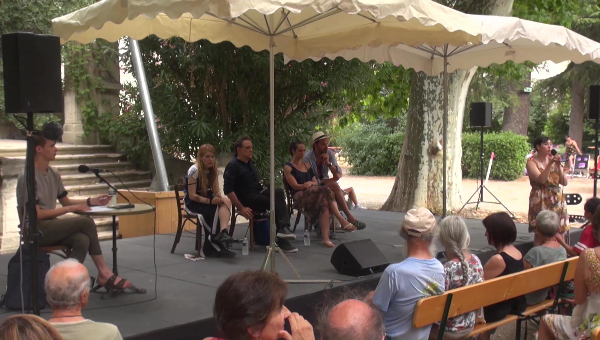 """Vidéo """"Nous, l'Europe, Banquet des peuples"""", dialogue artistes-spectateurs"""