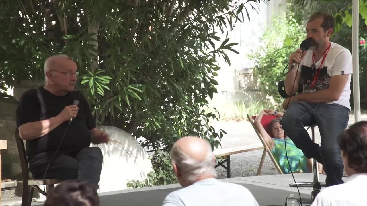 """Vidéo """"L'Orestie"""", dialogue artistes-spectateurs"""