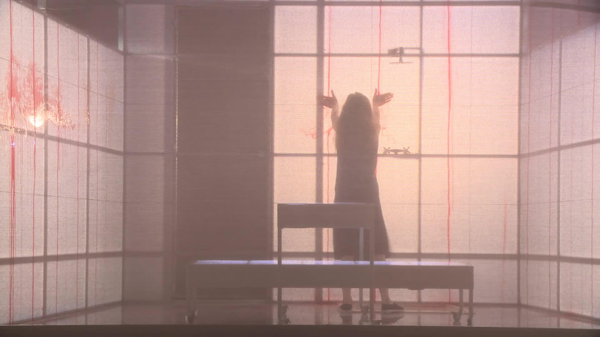 """Vidéo """"Points de non-retour [Quais de Seine]"""" de Alexandra Badea - Extraits"""