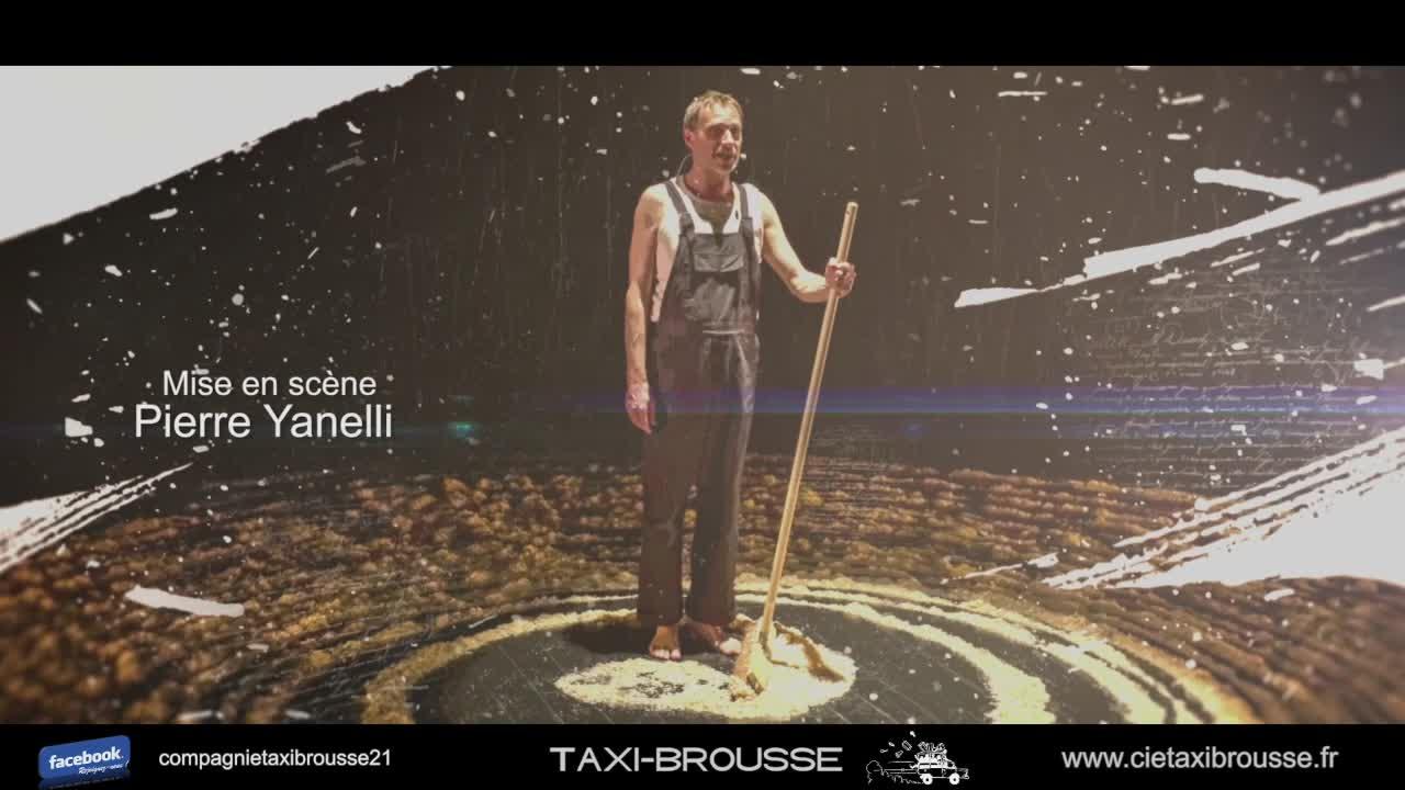 """Vidéo """"L'utopie des arbres"""" - A. Louis-Lucas/P. Yanelli - Festival d'Avignon off 2019"""