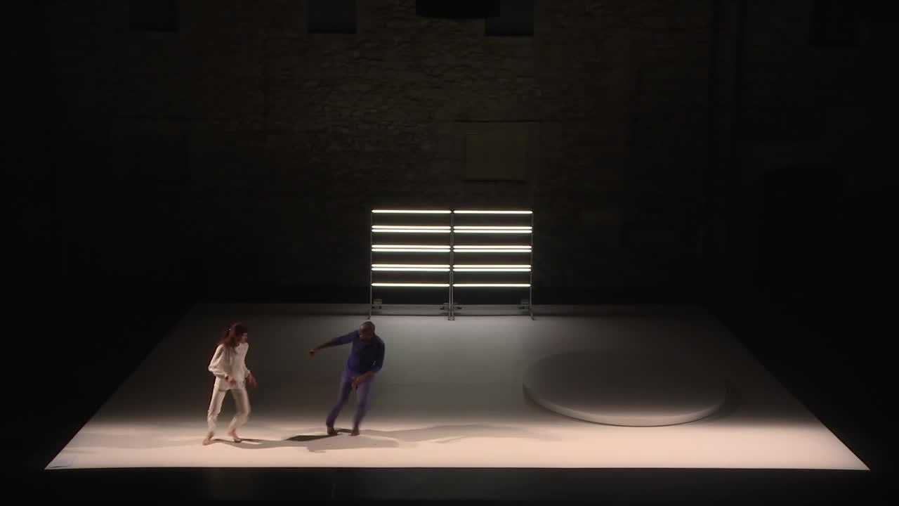"Vidéo ""Multiple-s"" - Salia Sanou - Extraits"