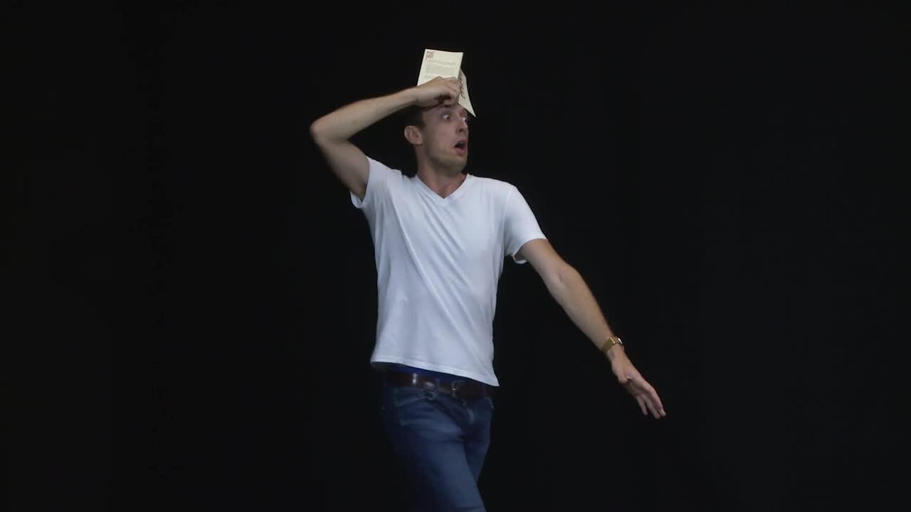 """Vidéo """"Phèdre !"""" - François Gremaud - Extraits"""