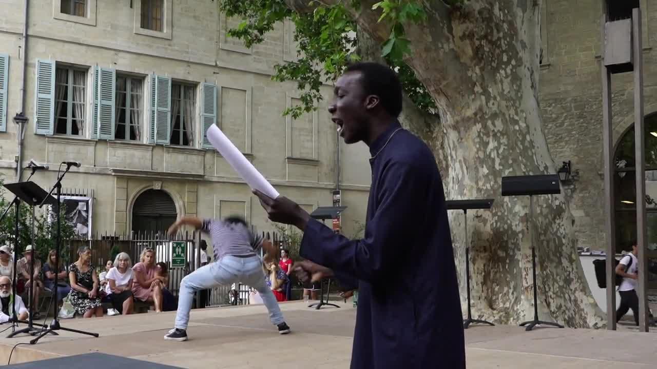 Vidéo Jeunes reporters culture - Le voyage, c'est les autres