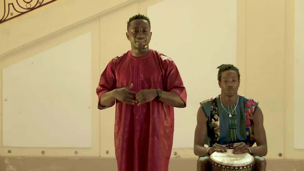 """Vidéo """"Le jeune Yacou"""" - Yacouba Konaté - Extraits"""
