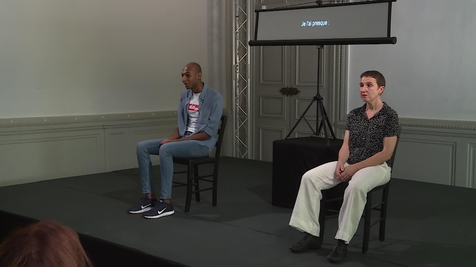"""Vidéo """"Mahmoud & Nini"""" - Henri Jules Julien - Extraits"""