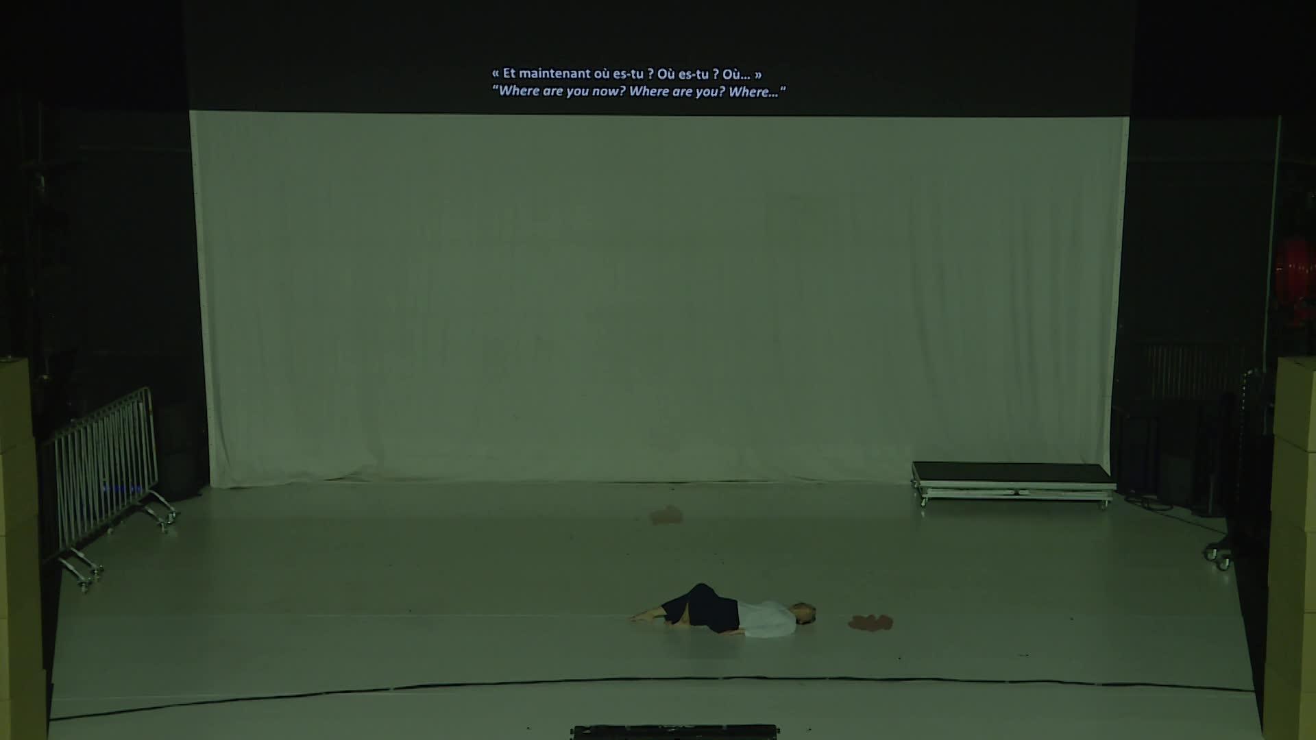 """Vidéo """"Ordinary People"""" - Jana Svobodová et Wen Hui - Extraits"""