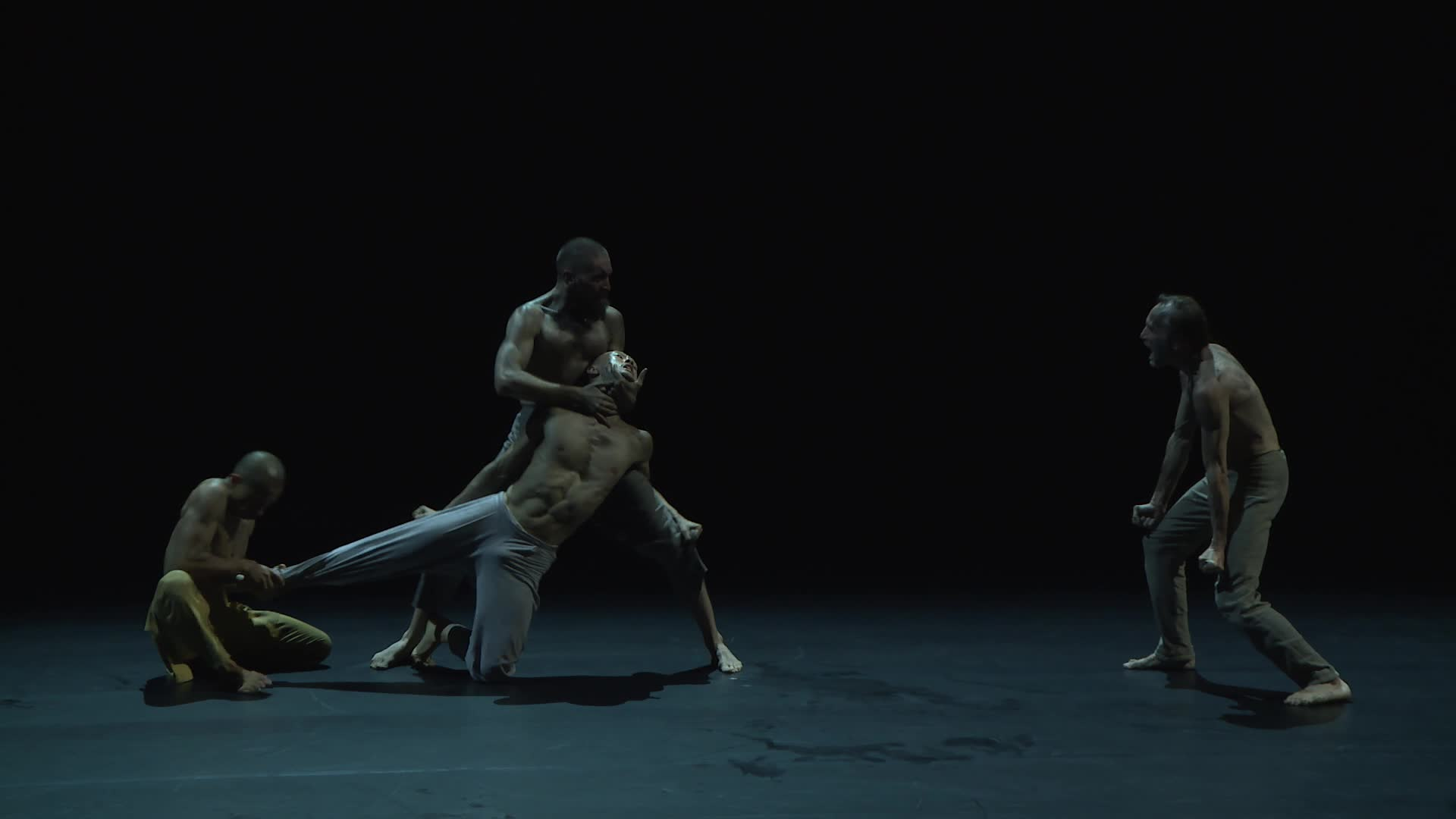 "Vidéo ""Outwitting the devil"" - Akram Khan - Extraits"