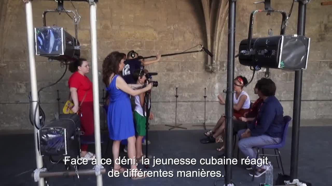 Vidéo Jeunes reporters culture - Après la révolution