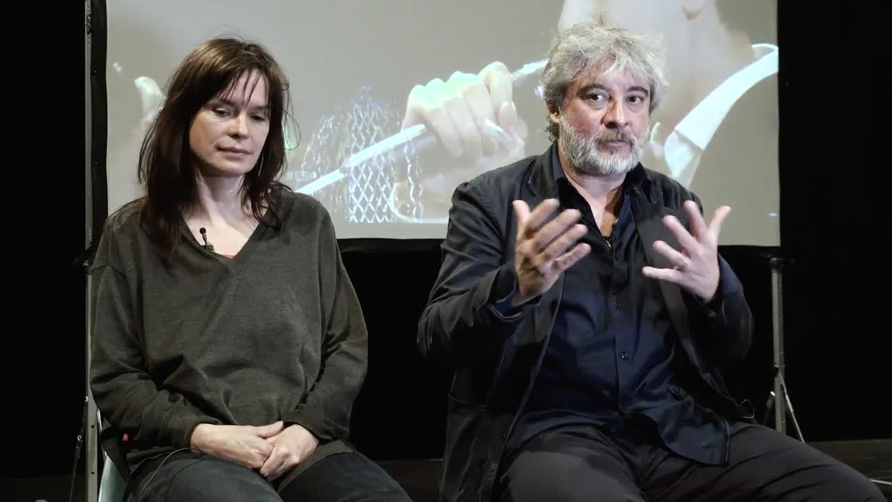 Vidéo Entretien avec Massimo Furlan et Claire De Ribaupierre