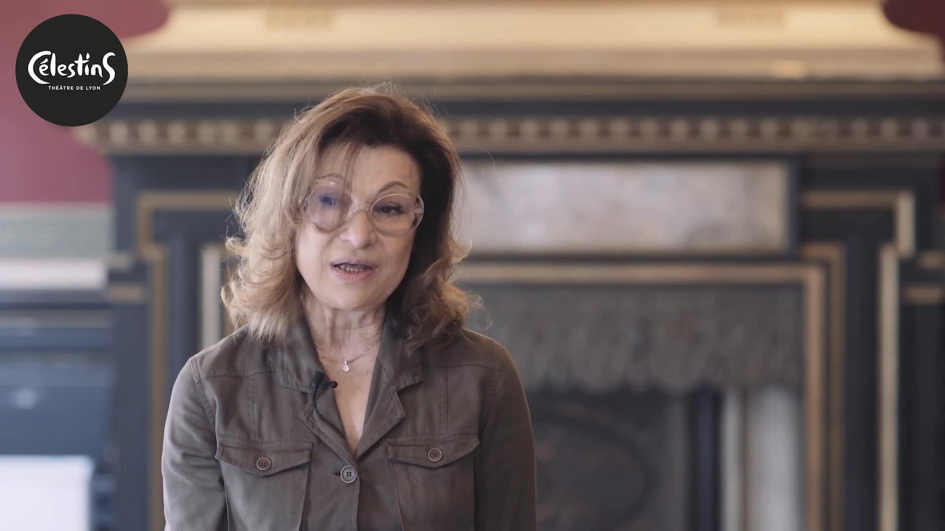"""Vidéo """"La Vie de Galilée"""", présentation par Claudia Stavisky"""