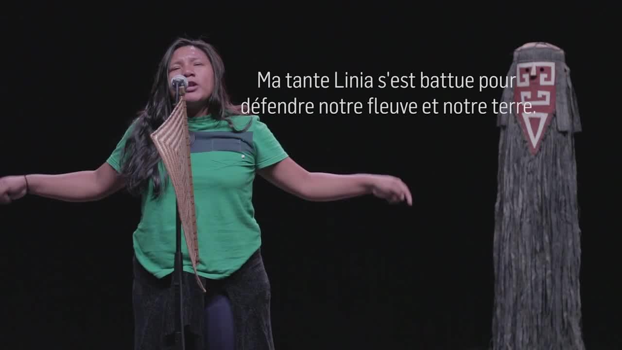 """Vidéo """"Selve"""" - Christophe Rulhes - Montage de répétitions et marche en forêt"""