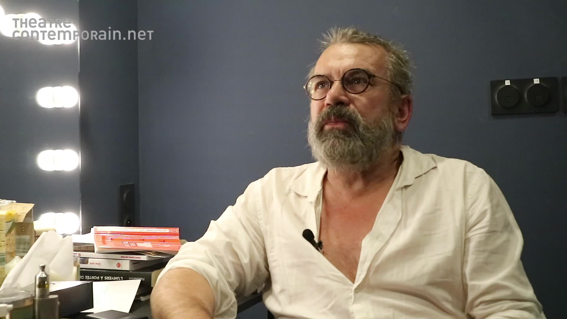 Vidéo Les différentes facettes de Galilée par Philippe Torreton