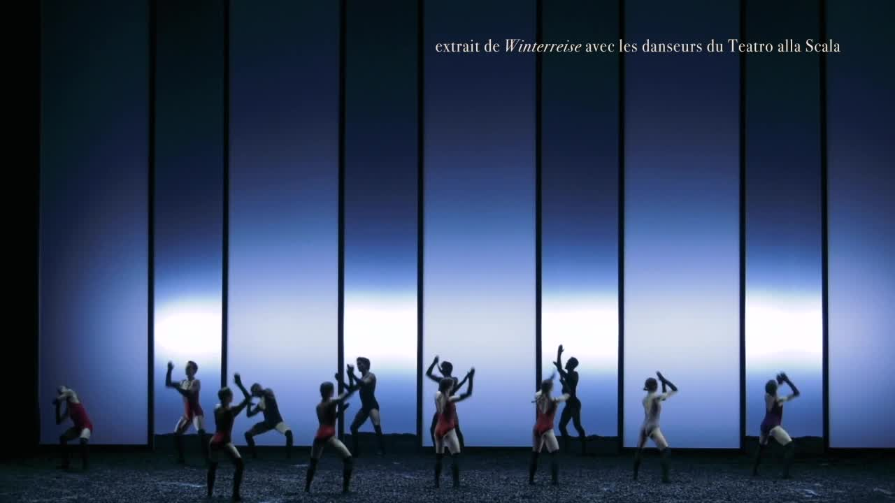 "Vidéo ""Winterreise"" - Extraits, Angelin Preljocaj / 39e Festival Montpellier Danse"