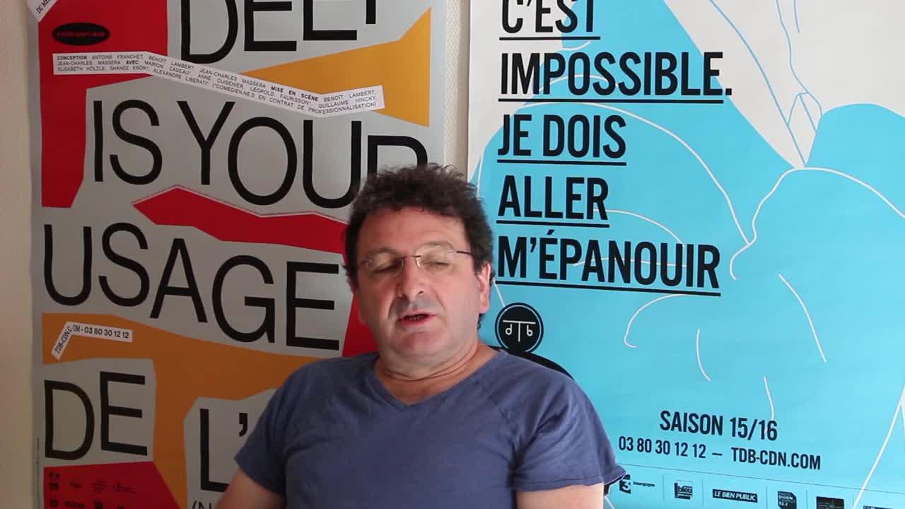 """Image de la vidéo pour 'A propos de """" How deep is your usage de l'art ? (Nature morte)""""'"""