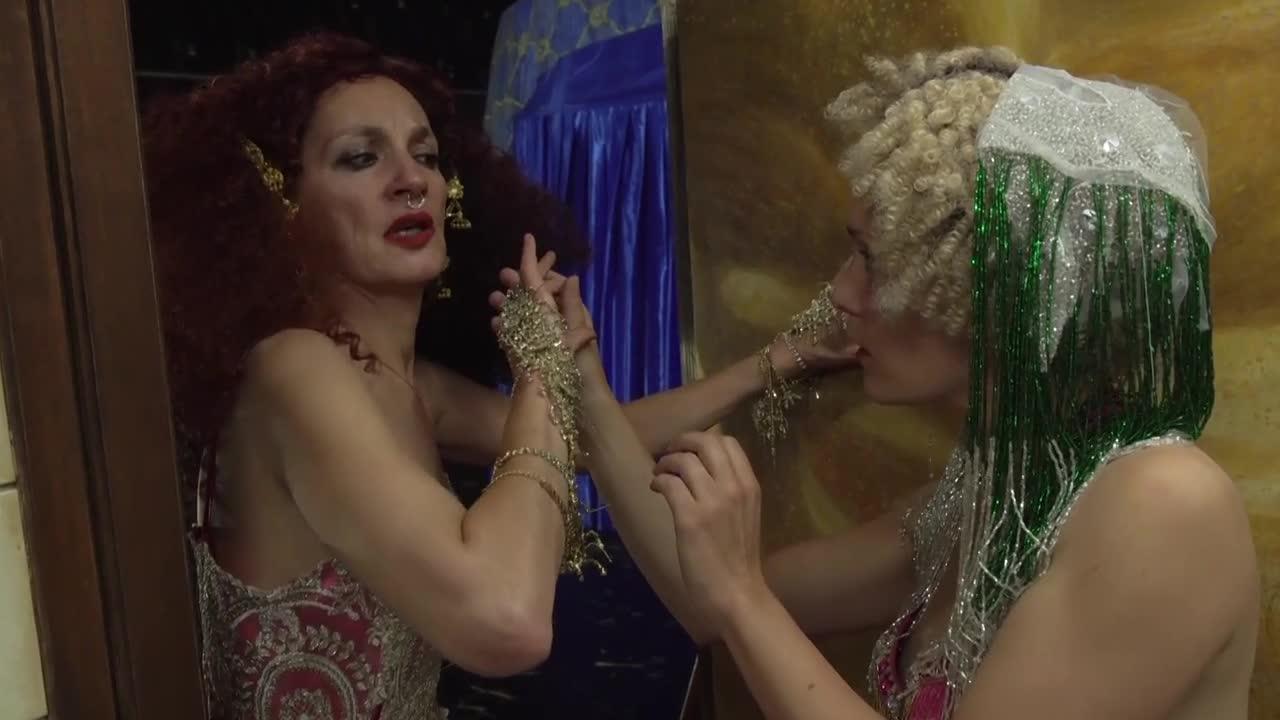 """Vidéo """"Bajazet, en considérant le Théâtre et la peste"""", Frank Castorf, teaser"""