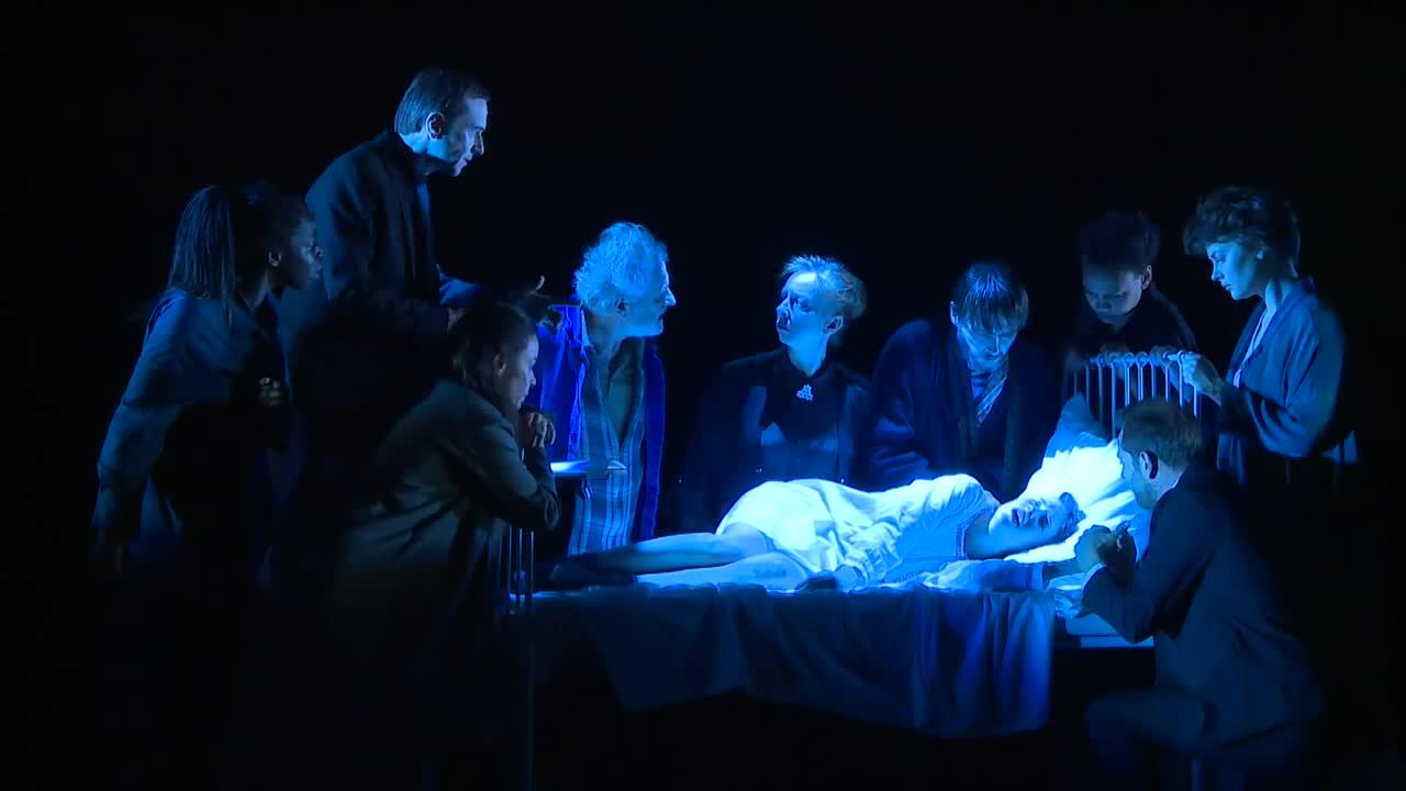 """Vidéo """"Les Sorcières de Salem"""" Arthur Miller, Emmanul Demarcy-Mota, teaser"""