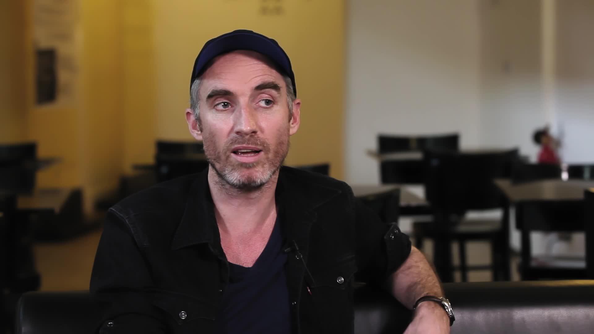 """Vidéo """"Tout le monde ne peut pas être orphelin"""", présentation Jean-Christophe Meurisse"""